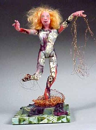 Jane Darin - One-of-a-Kind Fiber Arts