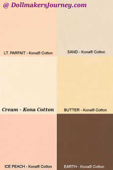 Kona Cotton - Solids