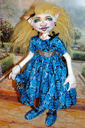 Cloth Doll Making Sewing Patterns by Mark Middendorf Azalea Hollow