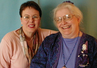 Bonnie B. Lewis and Mary Ann Kaahanui