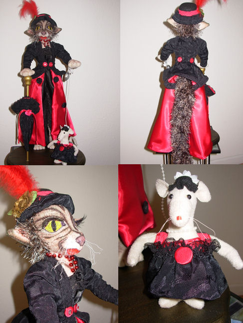"""Madame Le Chat"" by Jamielynn DaVault"