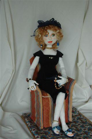Showcase Of Cloth Dolls