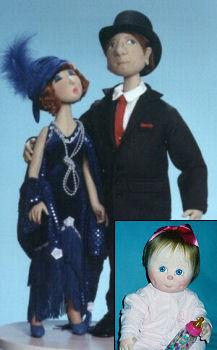 Judi's Dolls - Click HERE!  Sewing Doll Patterns
