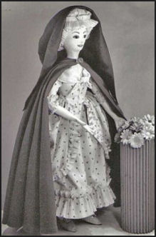 Colette Wolff Cloth Doll Designer